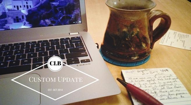 FEB 9 Update